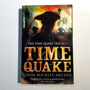 Time Quake (The Gideon Trilogy #3) by Linda Buckley-Archer