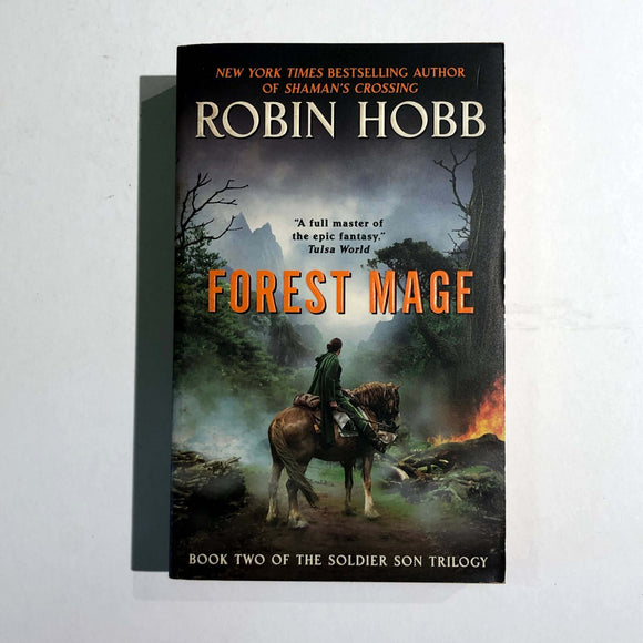 Forest Mage (The Soldier Son #2) by Robin Hobb