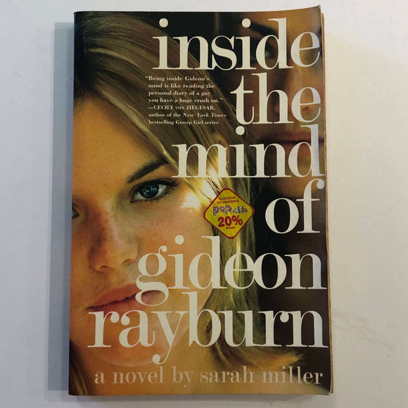 Inside the Mind of Gideon Rayburn (Midvale Academy #1) by Sarah Miller