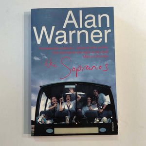 The Sopranos (The Sopranos Cycle #1) by Alan Warner