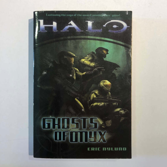 Halo: Ghosts of Onyx (Halo #4) by Eric Nylund