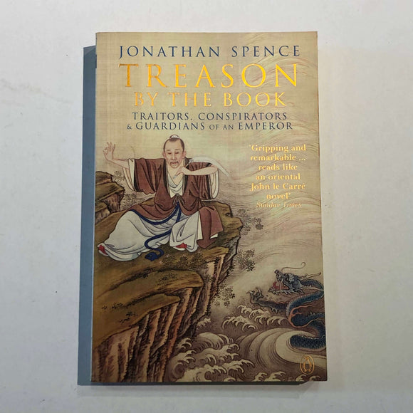 Treason by the Book by Jonathan Spence