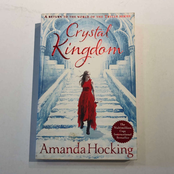 Crystal Kingdom (Kanin Chronicles #3) by Amanda Hocking