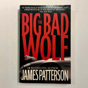The Big Bad Wolf (Alex Cross #9) by James Patterson