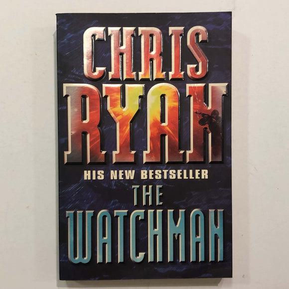 The Watchman by Chris Ryan