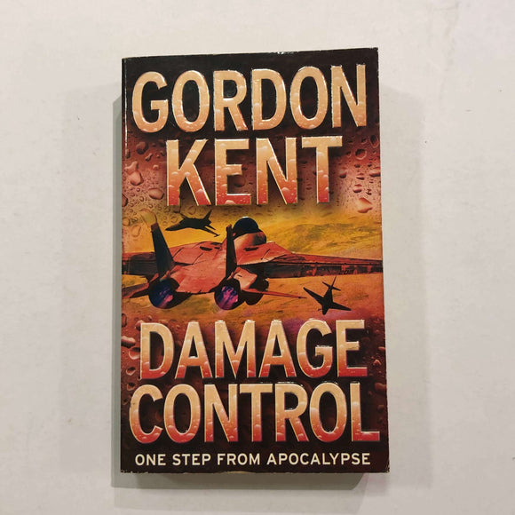 Damage Control (Alan Craik #6) by Gordon Kent