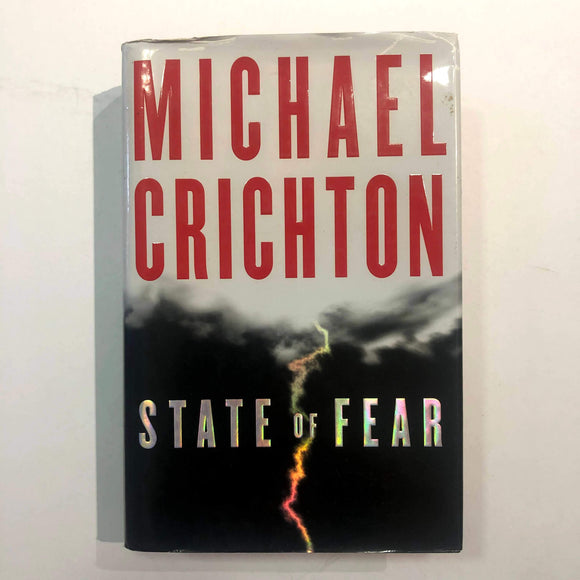 State of Fear by Michael Crichton (Hardcover)