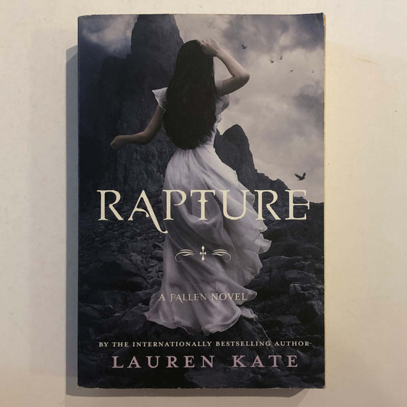 Rapture (Fallen #4) by Lauren Kate