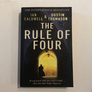 The Rule of Four by Caldwell and Thomason