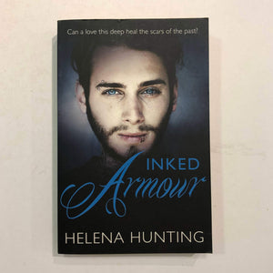 Inked Armour (Clipped Wings #2) by Helena Hunting