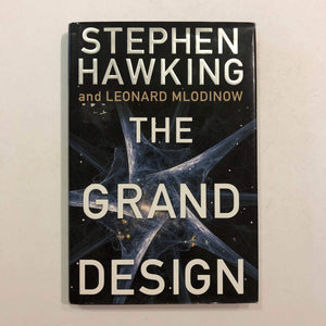 The Grand Design by Hawking and Mlodinow (Hardcover)