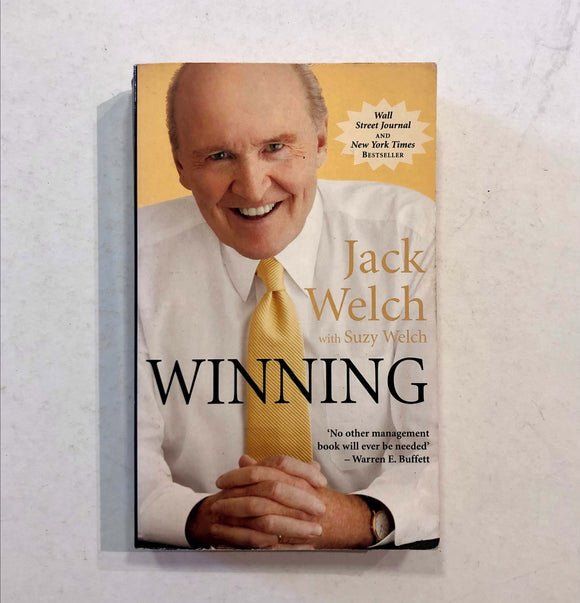 Winning (Winning #1) by Jack Welch and Suzy Welch