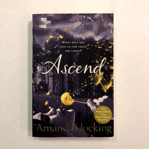 Ascend (Trylle #3) by Amanda Hocking