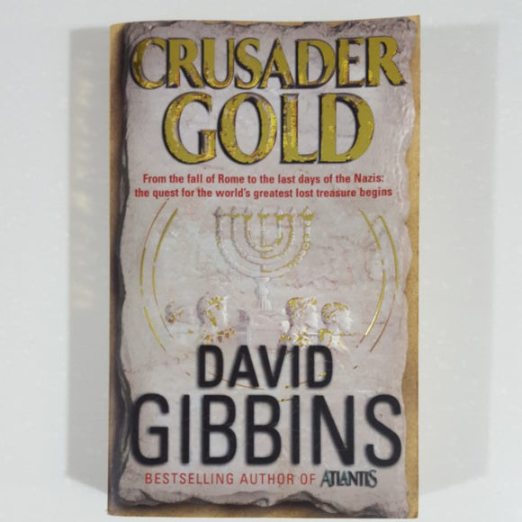 Crusader Gold by David Gibbins
