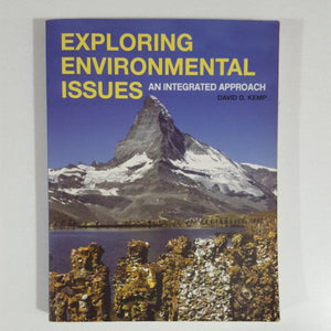 Exploring Environmental Issues by David D. Kemp