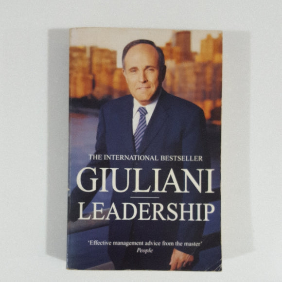 Leadership by Giuliani