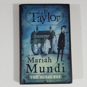 The Midas Box (Mariah Mundi #1) by G.P. Taylor