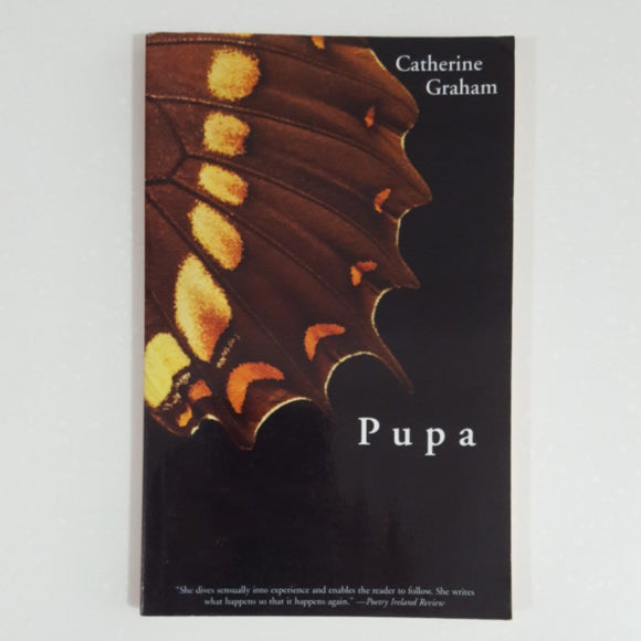 Pupa by Catherine Graham