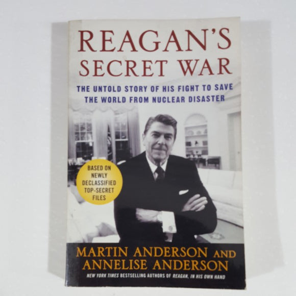 Reagan's Secret War by Anderson & Anderson