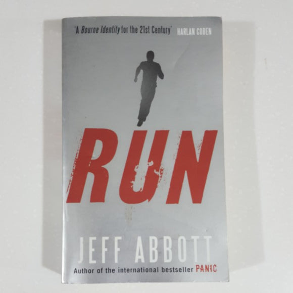 Run by Jeff Abbott
