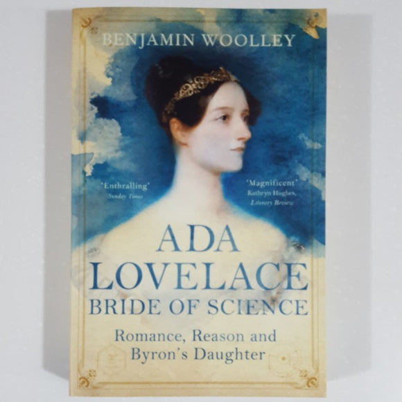 The Bride of Science by Benjamin Woolley