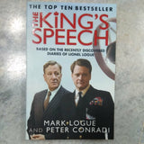 The King's Speech by Mark Logue & Peter Conradi