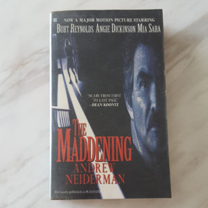 The Maddening by Andrew Neiderman