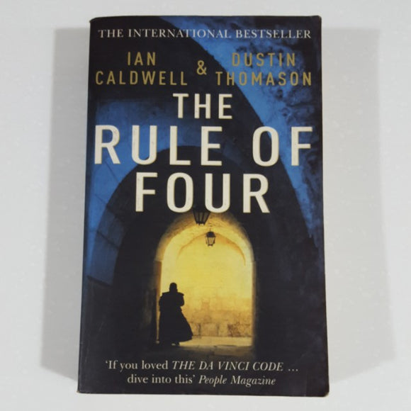 The Rule of Four by Caldwell & Thomason