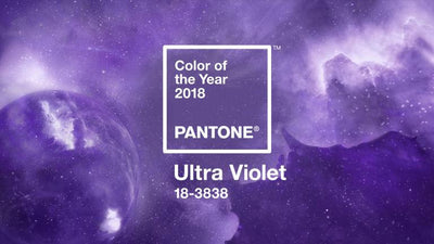 The Color of the Year 2018 is… Ultra Violet!