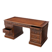 Eichholtz Desk British antique oak