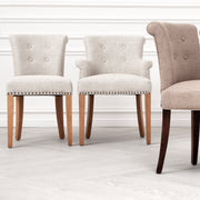 Eichholtz Dining Chair Key Largo off-white linen