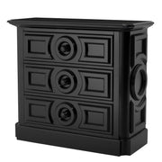 Eichholtz Chest Cambon black finish