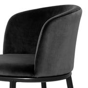 Eichholtz Dining Chair Filmore cameron black set of 2
