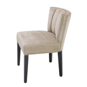 Eichholtz Dining Chair Windhaven greige velvet