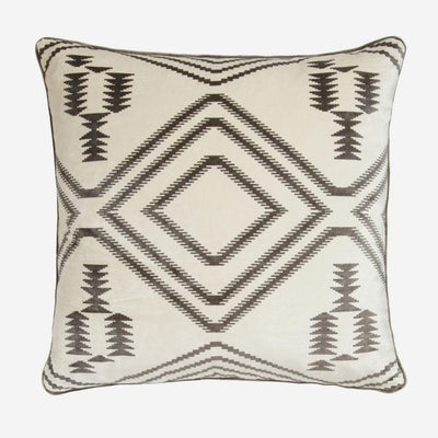 Andrew Martin Navaho Grey Cushion