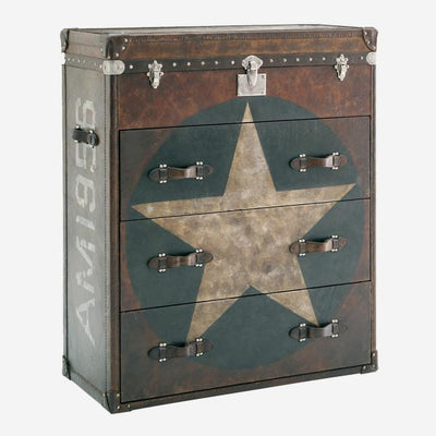 Andrew Martin Star Chest of Drawers-AndrewMartin-Olivia's