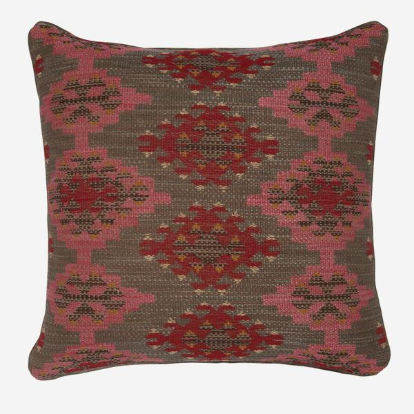 Andrew Martin Orillo Pink Cushion-AndrewMartin-Olivia's