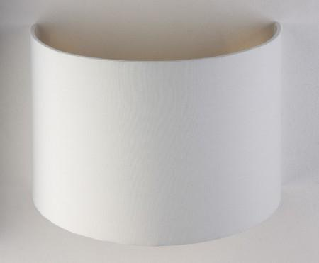 RV Astley Opal Wall Shade With Gold Lining