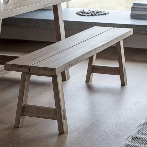 Gallery Kielder Scandi Bench