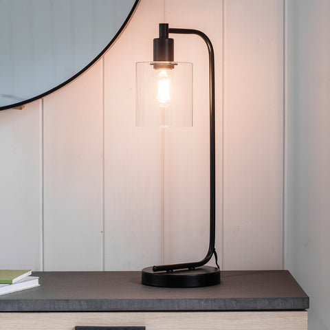 Gallery Chicago Industrial Table Lamp