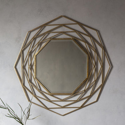 Estella Mirror Gold