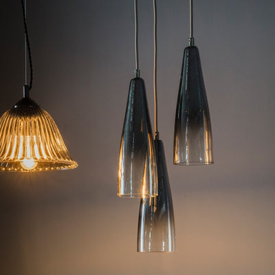 Gallery Hayes Glass Multi-Ceiling Light-GalleryDirect-Olivia's