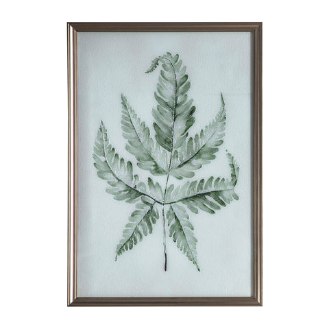 Gallery Large Spring Fern Framed Art