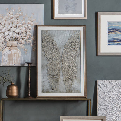 Gallery Golden Wings Framed Art