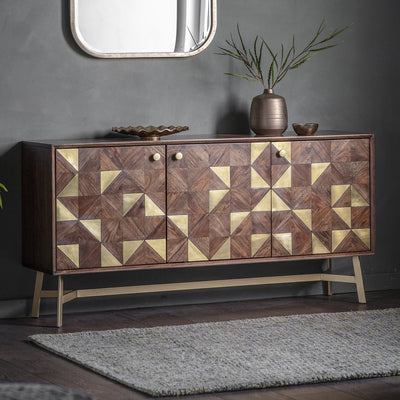 Gallery Tate 3 door Sideboard