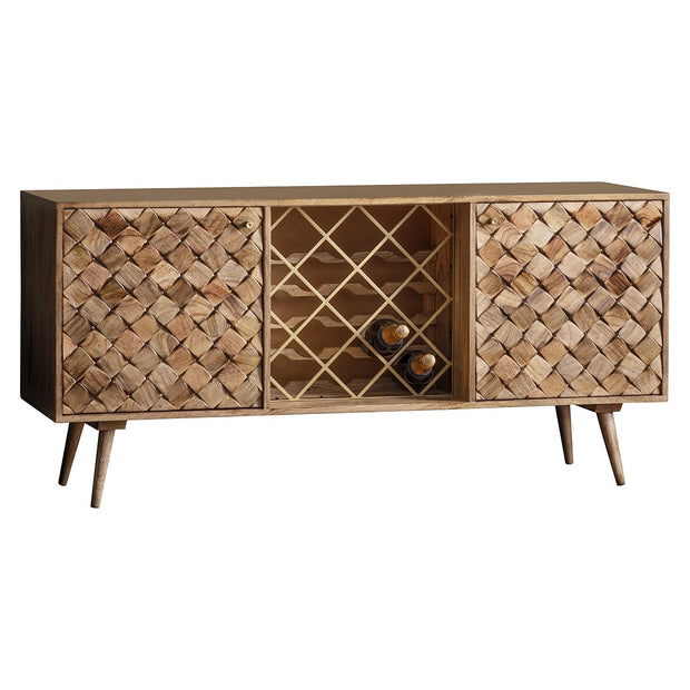 Gallery Tuscany Sideboard Burnt Wax-GalleryDirect-Olivia's