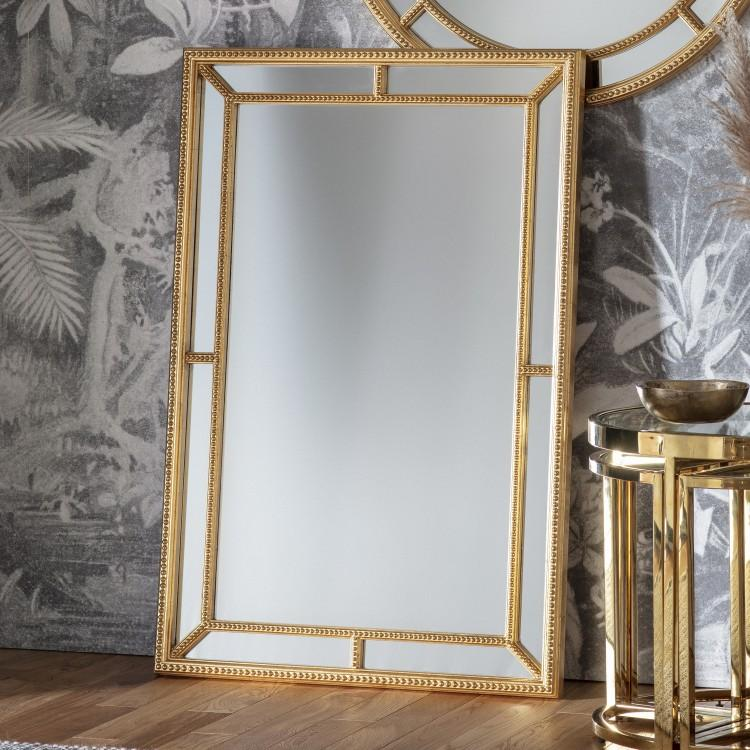 Gallery Direct Sinatra Mirror | Outlet