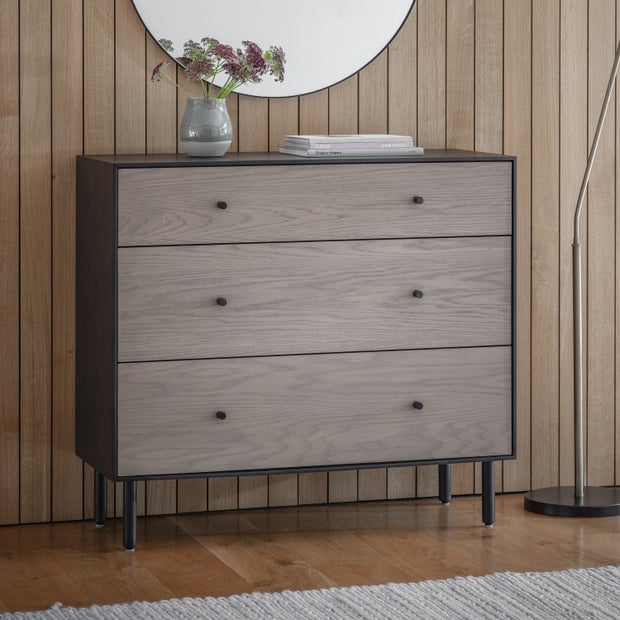 Carbury 3 Drawer Chest