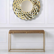 Andrew Martin Breuer Console Table-AndrewMartin-Olivia's