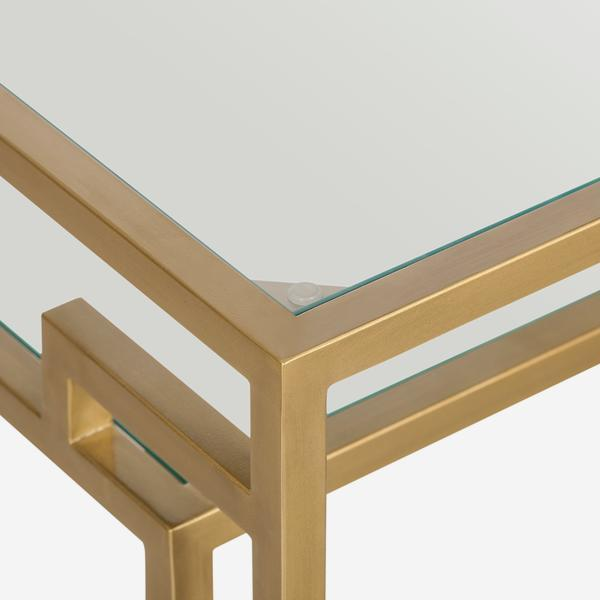 Andrew Martin Architect Side Table-AndrewMartin-Olivia's